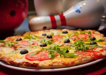 2 óra bowling és 1 választható pizza