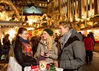 Advent Drezdában, Szászországi kirándulássokkal buszos utazással, reggelis ellátással 3-csillagos szállodában