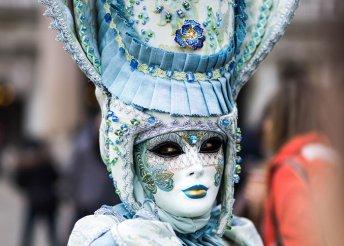 Utazás velencei karneválra - 4 nap buszos utazással, idegenvezetéssel