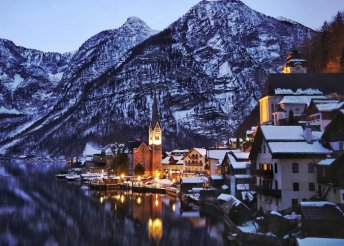 Kirándulás Hallstattban és Salzburgban