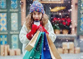 Karácsonyi bevásárlás Parndorfban