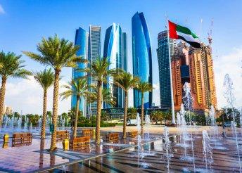 Luxus és csillogás Dubajban - 4*-os hotelben ellátással, repülőjegy+idegenvezetés