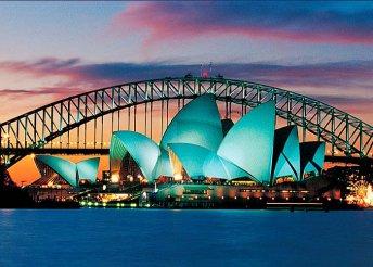 Láss világot! Irány Ausztrália és Új-Zéland!