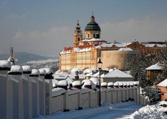 Soproni szilveszter bécsi városnézéssel
