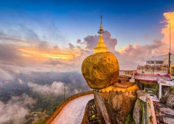 Távol-keleti körutazás az egzotikus Burmában