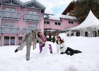 Mesés téli hétvége Karintiában