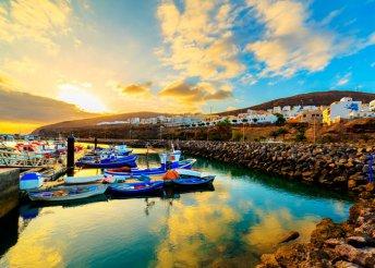 9 napos körutazás a Kanári-szigeteken - repülő, szállás+FP,  idegenvezetés