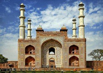 18 napos körutazás Indiában, 4-5* FP-val, repülőjeggyel, idegenvezetéssel