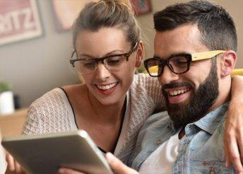 Profi szemüveg monitorokhoz