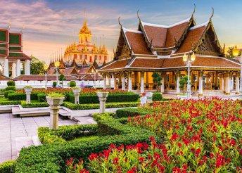 Thaiföldi körutazás - 12 nap reggelivel, repülőjeggyel, idegenvezetéssel