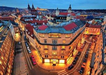 3 nap 2 főre Prágában, az ezer torony városában a Hotel Le Petit***-ben