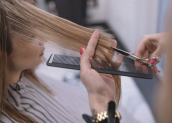 Hajvágás bármilyen hosszúságú hajra