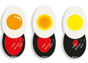Tojásfőző időzítő, lágy kemény és főtt tojás készítéséhez