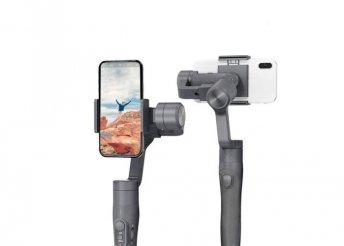 Giroszkópos képstabilizátor telefonokhoz