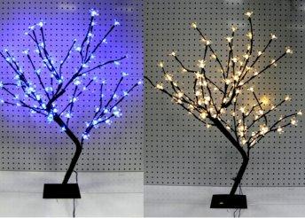 Világító fa - 96 LED