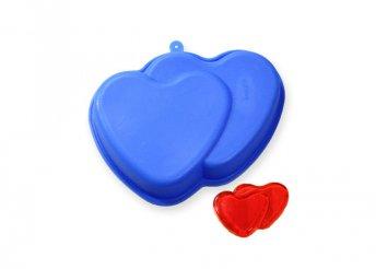 Dupla szív sütőforma
