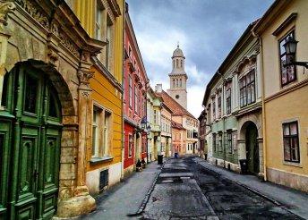 4 napos családi kikapcsolódás Sopronban