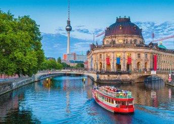Téli városnézés Berlinben