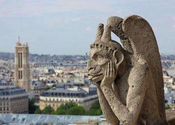 Téli városnézés a romantikus Párizsban