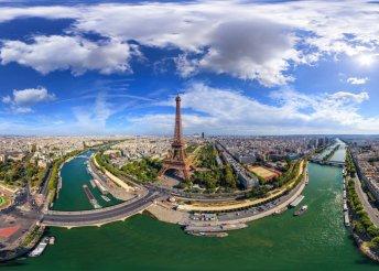 Vár Párizs, a szerelem mesés városa