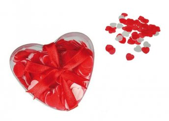 Hearts fürdő konfetti
