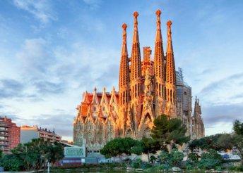 Mediterrán városnézés Barcelonában