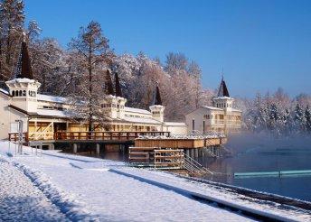 Őszi-téli wellness és pihenés Hévízen