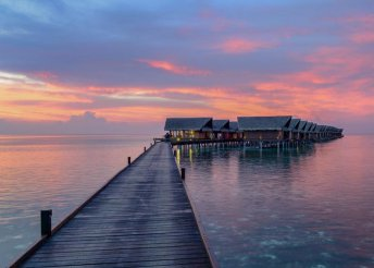 12 napos nyaralás a Maldív-szigeteken, 4*os hotelben all inclusive ellátással