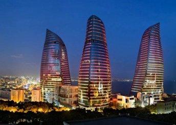 Vár Baku, a Kaszpi-tenger ablaka