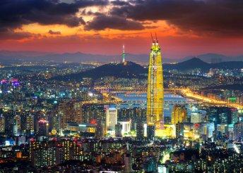 12 nap a Koreai-félszigeten 3-4*-os hotelben ellátással, idegenvezetéssel