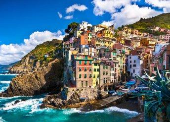 Kirándulás Cinque Terrén és Elba-szigeten