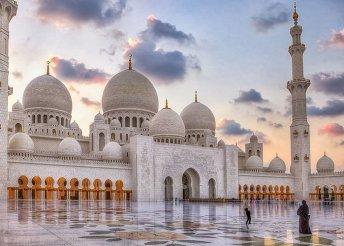 Dubai és Abu Dhabi felfedezése