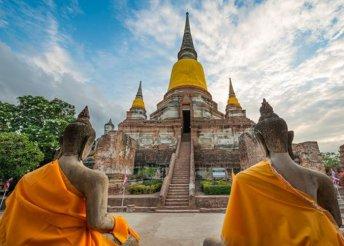 15 napos thaiföldi körutazás - 4*-os szállás, programokkal, belépőkkel