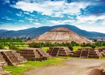 Mexikói körutazás és lazítás Acapulcóban
