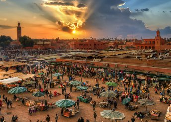 Marokkói kirándulás az óceántól a városokig