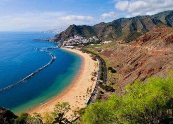 12 nap a Kanári-szigeteken reggelivel, idegenvezetéssel