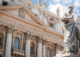 Őszi városnézés Rómában