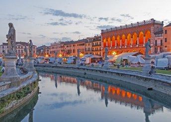 Vár Itália kincsestára - 4 nap félpanzióval, busszal, idegenvezetéssel
