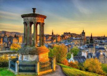 Skócia, a legendák és kastélyok otthona