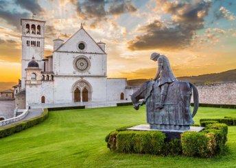 Kirándulás Umbriában, Itália zöld szívében