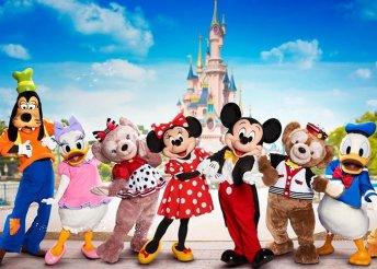 5 nap Párizs és Disneyland - buszos utazással, idegenvezetéssel