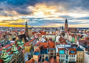 5 napos buszos körutazás Lengyelországban, 3*-os hotel+reggeli