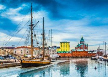Skandinávia és a balti államok hajóúttal