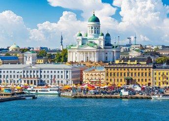 9 napos körút Skandináviában 4*-os hotelben reggelivel