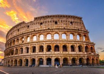 4 napos városnézés Rómában