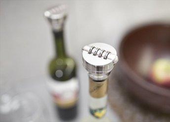 Számzáras palackzár