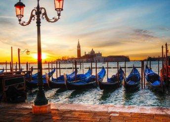 Romantika Velencében - 4 nap 4*-os hotelben reggelivel, buszos utazással