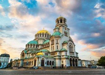 Kolostorok, rózsák, Szófia, Fekete-tenger