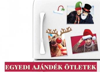 Ajándékozz egyedi meglepetést Karácsonyra!