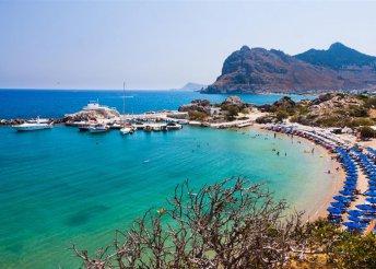 All inclusive nyaralás Rodoszon 4*-os hotelben - 12 nap+repülőjegy